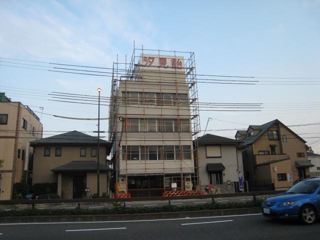 外壁塗装工事_f0205367_18141874.jpg