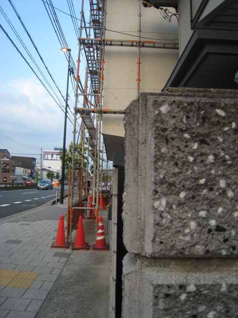 外壁塗装工事_f0205367_18424527.jpg
