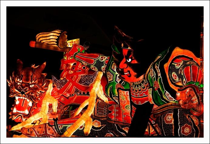 北国の火祭り_c0170584_2221093.jpg
