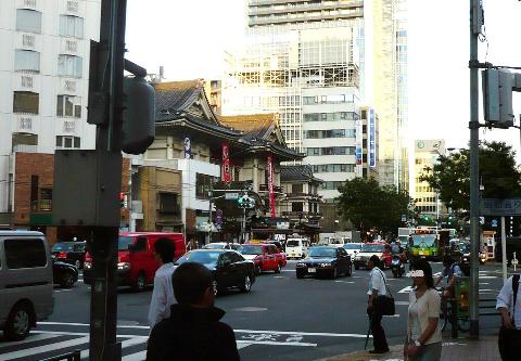 東銀座 三原橋交差点界隈_f0193752_1842328.jpg