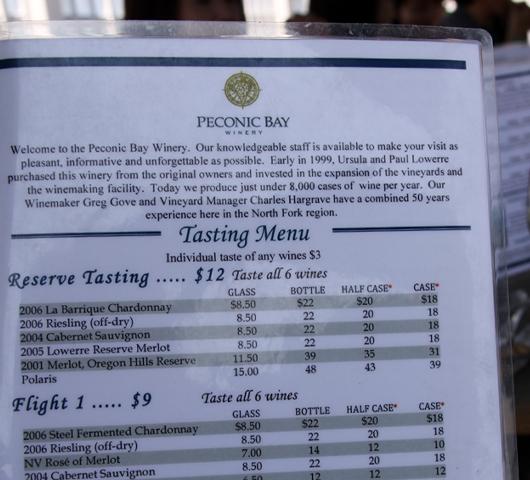 ロングアイランドのワイナリーで、美味しいワイン・テイスティング_b0007805_1233170.jpg