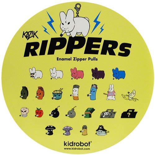 Rippers Zipper Pulls by Kozik_e0118156_21341549.jpg