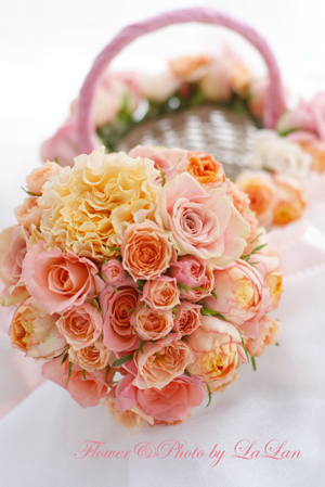 7月のWedding Bouquet_d0141376_17225542.jpg