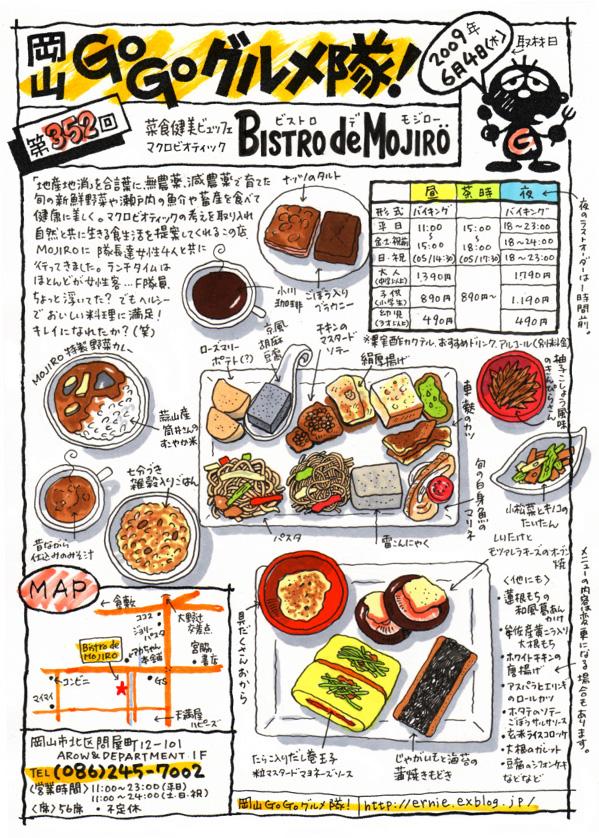 Bistro de MOJIRO(ビストロ・デ・モジロー)_d0118987_14391562.jpg