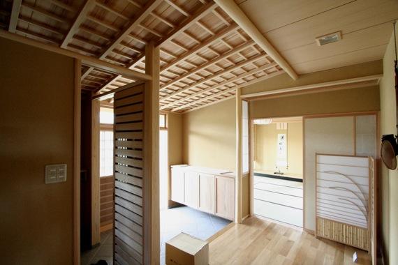 重川材木店のモデルハウス_e0054299_16473842.jpg