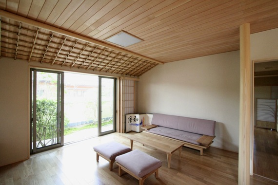 重川材木店のモデルハウス_e0054299_16481250.jpg