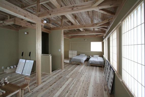重川材木店のモデルハウス_e0054299_16484166.jpg