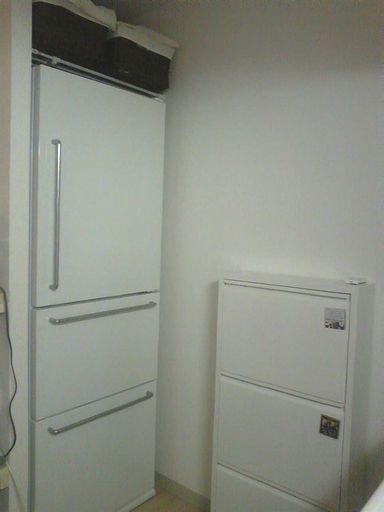 e0085899_2161293.jpg. 前々からずーっと欲しかった無印良品の冷蔵庫♪