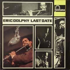 Eric Dolphy  /  Last Data  (US・Limelight盤)_d0102724_1112921.jpg