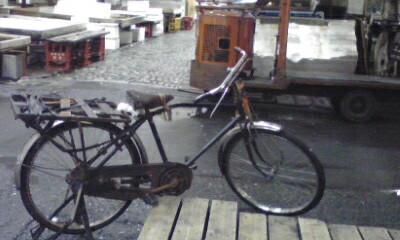 焼きそばと自転車と : Hinter ...