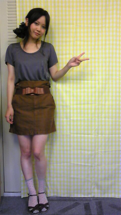 突然!れっぐファッションショー_f0195703_1432344.jpg