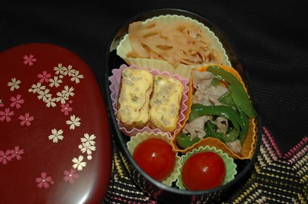 お弁当と母休み_b0149624_654597.jpg