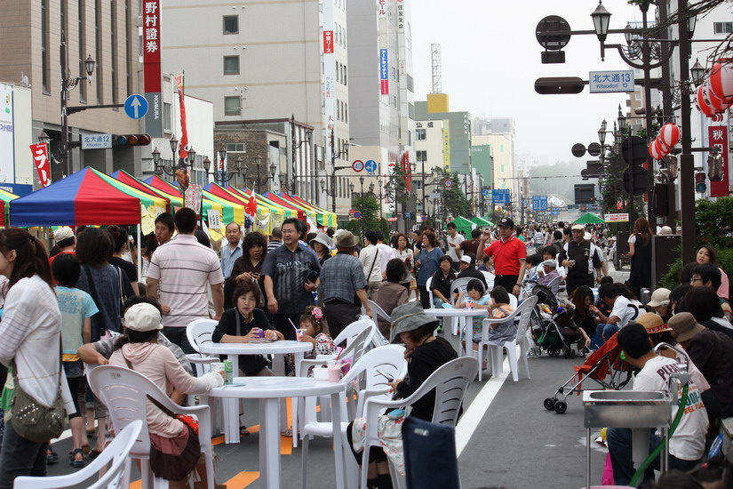 夏だ祭りだ!釧路港まつり 8月8日_f0113639_163173.jpg