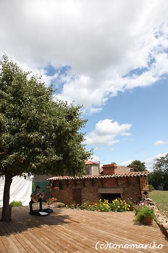 のんびり田園風景と着物_c0024345_17413332.jpg