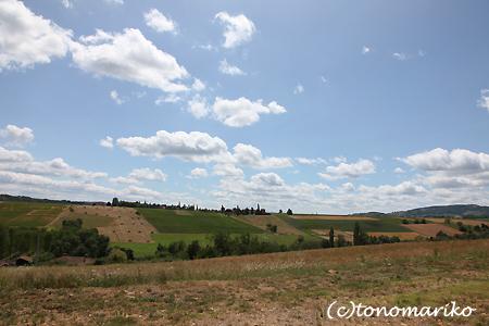 のんびり田園風景と着物_c0024345_1741548.jpg