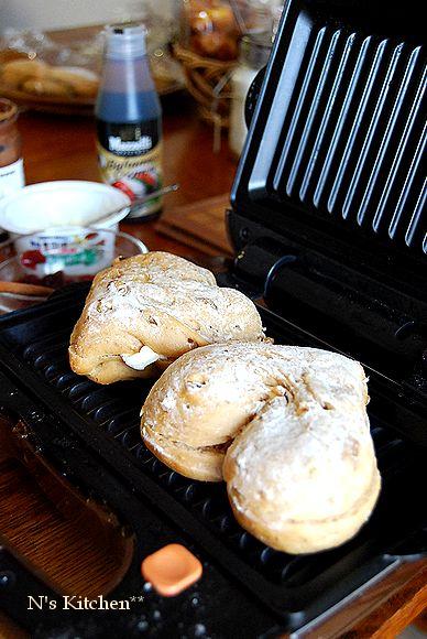 《ドライクランベリー》berryのSweet panini レシピコンテスト_a0105872_992751.jpg