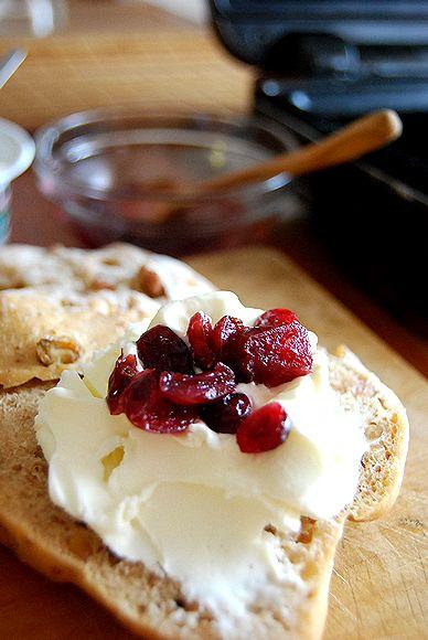 《ドライクランベリー》berryのSweet panini レシピコンテスト_a0105872_99873.jpg