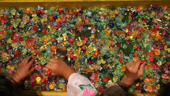 上福岡七夕祭り             2009年その1_a0107574_21495540.jpg