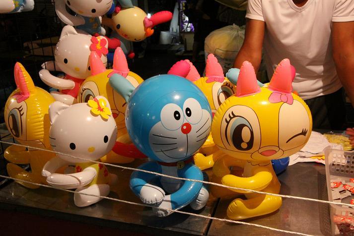上福岡七夕祭り             2009年その1_a0107574_21501819.jpg