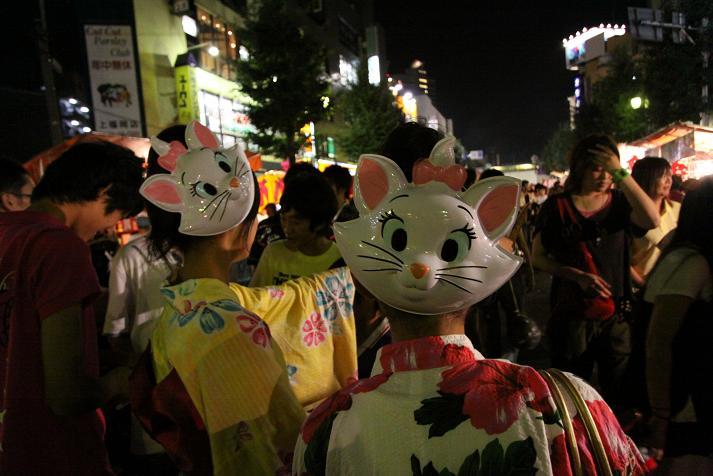 上福岡七夕祭り             2009年その1_a0107574_21554594.jpg
