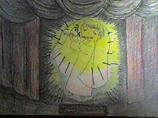 姫様の篠笛ソロ演奏/ Princess USHIO_d0090888_974058.jpg
