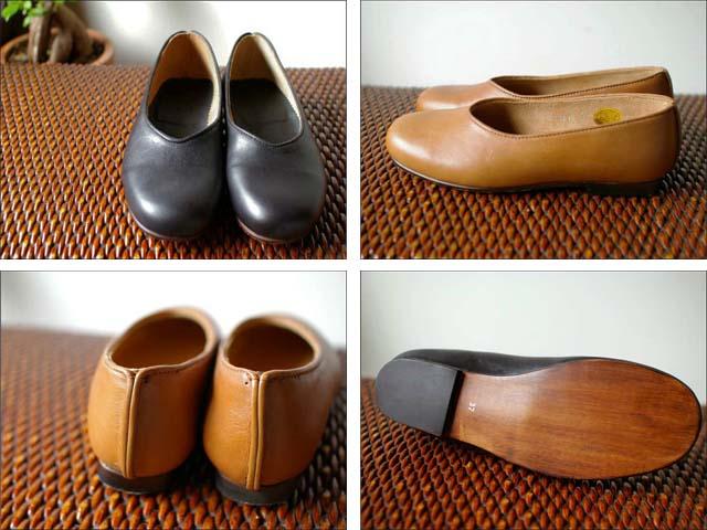 weg [ウェグ] hare shoes [レザーパンプス] _f0051306_14561269.jpg