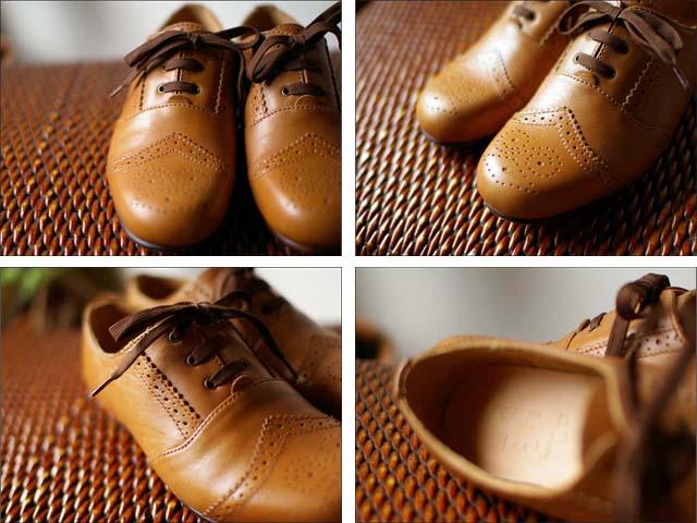 weg [ウェグ] wing tip shoes [ウイングチップシューズ] _f0051306_14581242.jpg