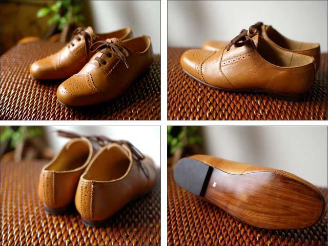 weg [ウェグ] wing tip shoes [ウイングチップシューズ] _f0051306_1458633.jpg