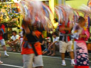 しゃんしゃん祭り_f0197821_12423548.jpg