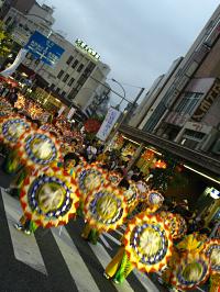 しゃんしゃん祭り_f0197821_12433525.jpg