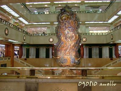 天女の像2