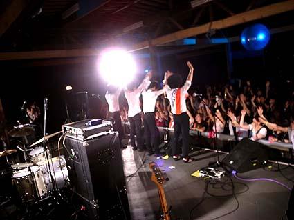 『CABANON \'09』@CABANON\'09 DIAMOND CIRCUS〜鎌倉市由比ガ浜海岸〜_b0096775_1181224.jpg