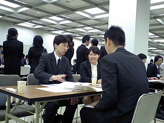 TAC会計事務所合同就職説明会、そして海ほたる_d0054704_6445778.jpg