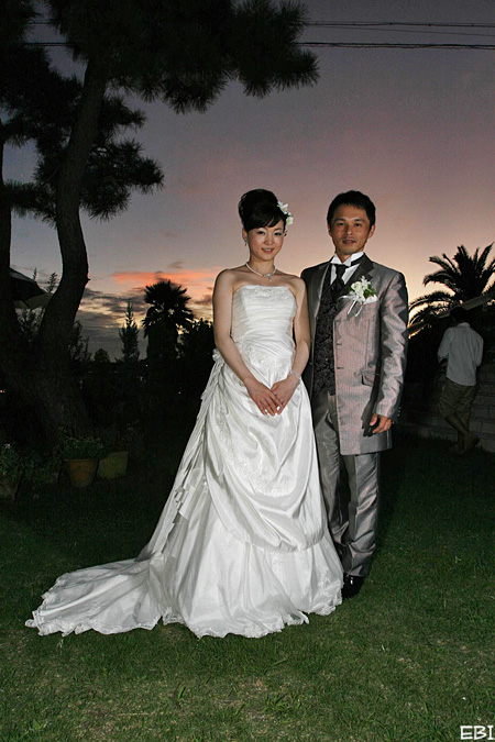 WEDDING RECEPTION  Keisuke & Atsuko_f0170779_13512710.jpg