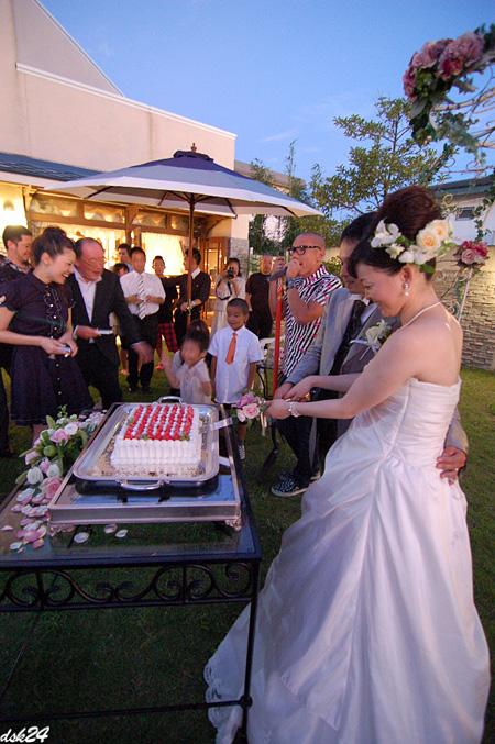 WEDDING RECEPTION  Keisuke & Atsuko_f0170779_1413979.jpg