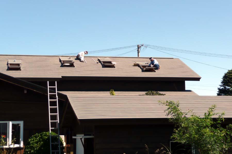 池田建築店の天窓修理!_f0150893_18582927.jpg