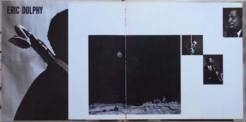 Eric Dolphy  /  Last Data  (US・Limelight盤)_d0102724_1165447.jpg