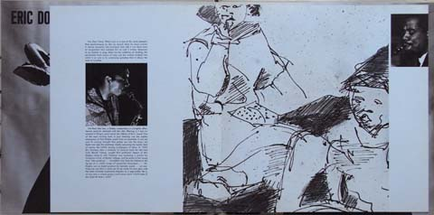 Eric Dolphy  /  Last Data  (US・Limelight盤)_d0102724_1172197.jpg