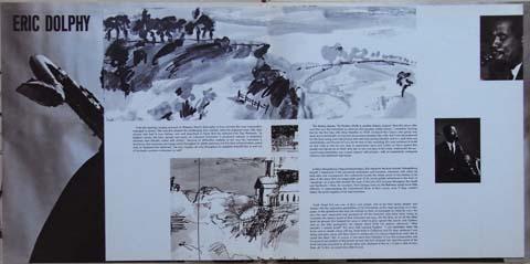 Eric Dolphy  /  Last Data  (US・Limelight盤)_d0102724_117869.jpg