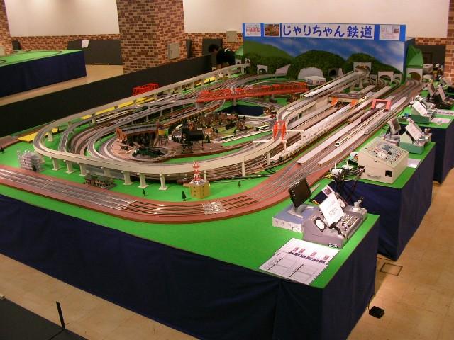 阪急百貨店 鉄道フェスティバル開始_a0066027_0122461.jpg