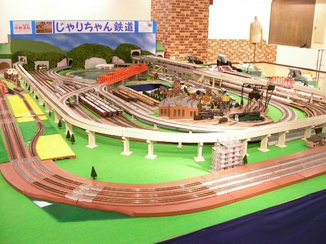 阪急百貨店 鉄道フェスティバル開始_a0066027_0123527.jpg