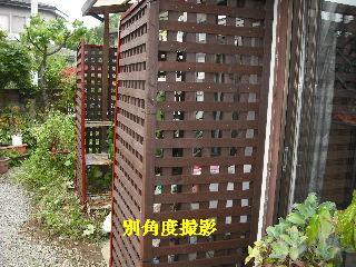 屋根塗装・ラティス塗装・玄関ドア塗装_f0031037_21112899.jpg