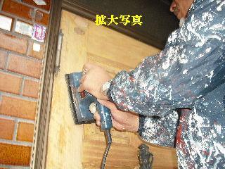 屋根塗装・ラティス塗装・玄関ドア塗装_f0031037_21233960.jpg