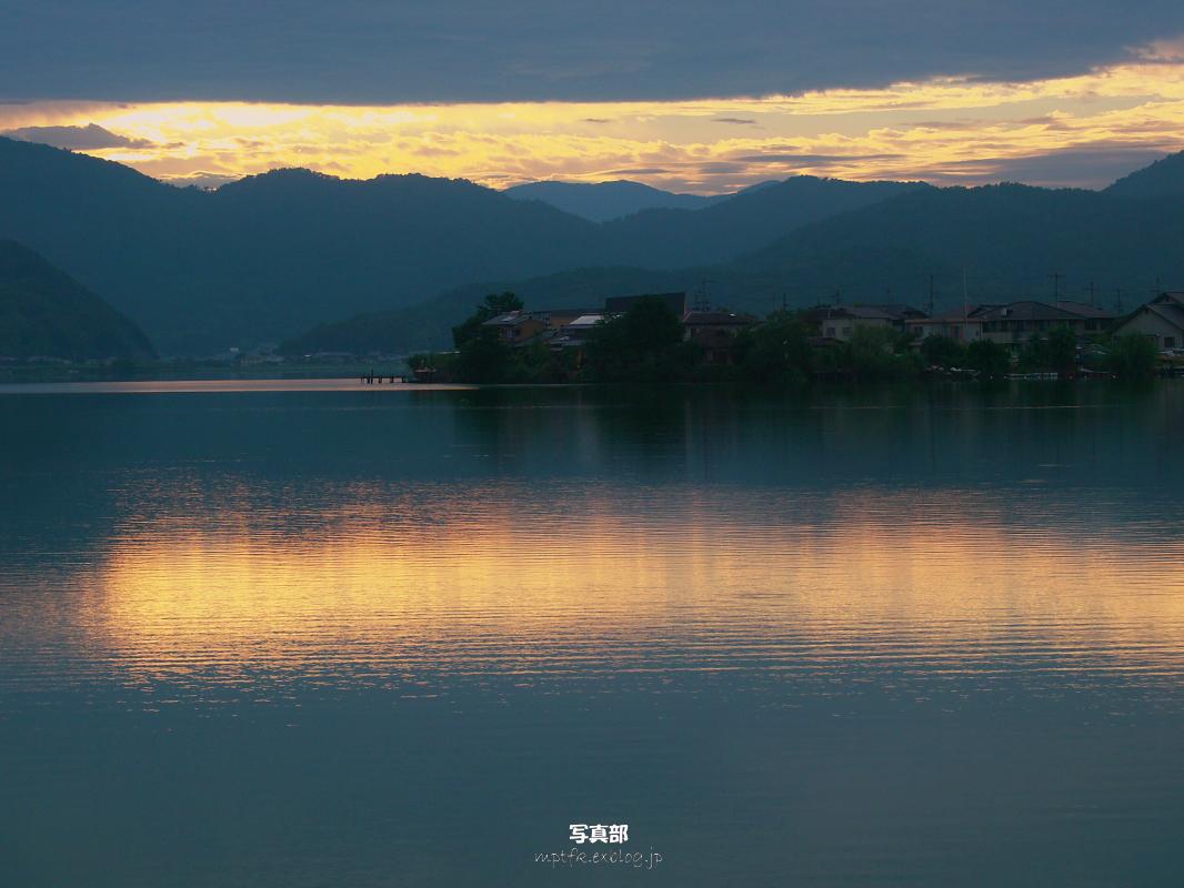 琵琶湖で オフ会 西湖  1_f0021869_16131147.jpg