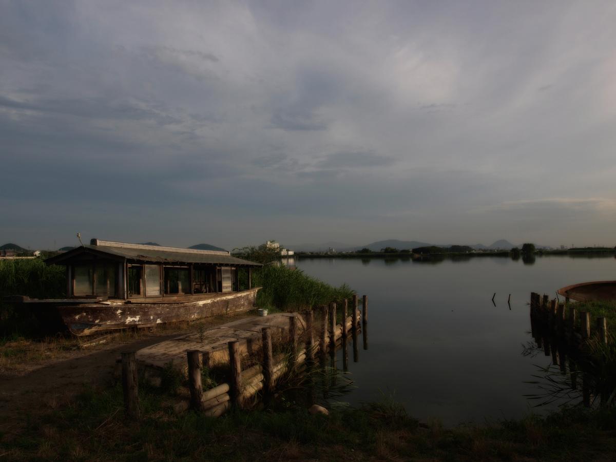 琵琶湖で オフ会 西湖  1_f0021869_1642651.jpg