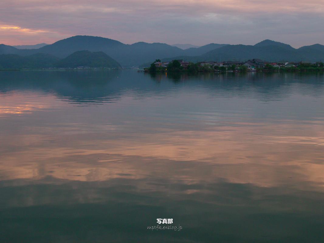 琵琶湖で オフ会 西湖  4_f0021869_22112487.jpg