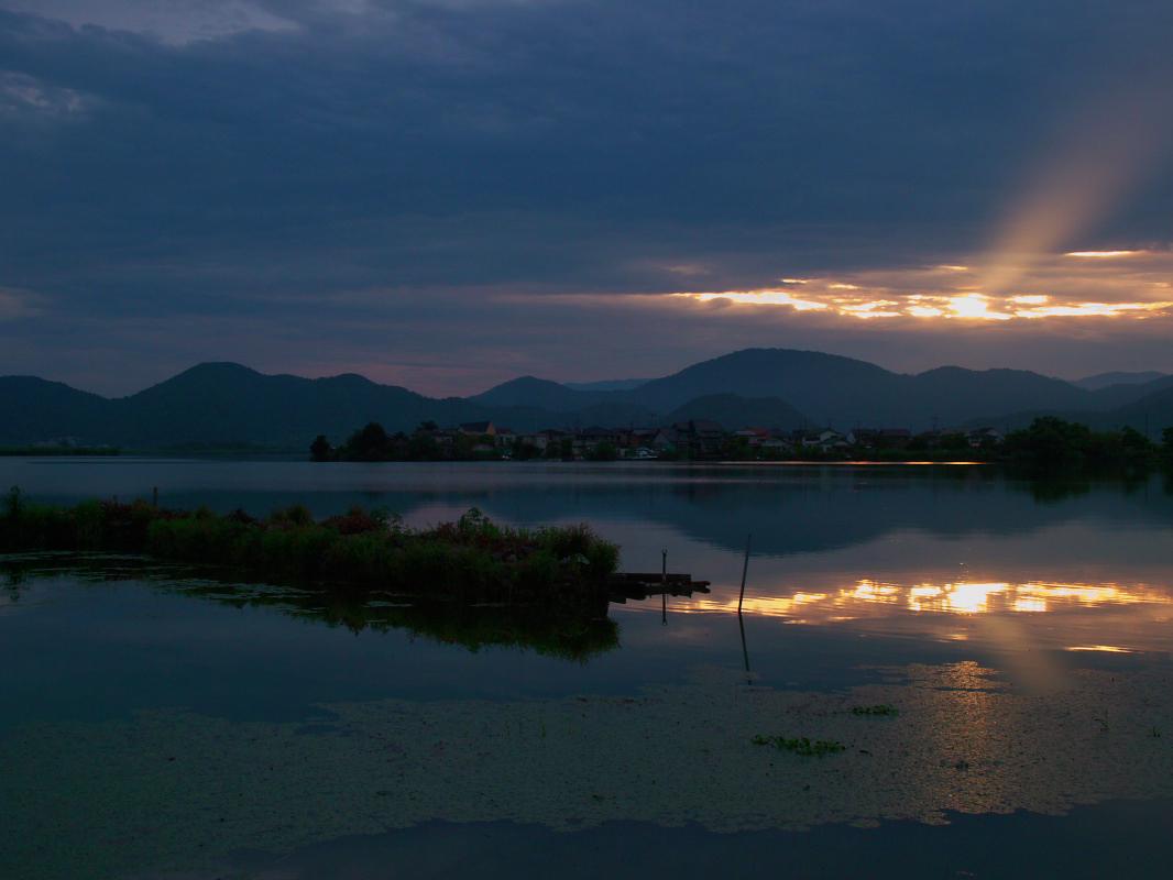 琵琶湖で オフ会 西湖  2_f0021869_2254059.jpg