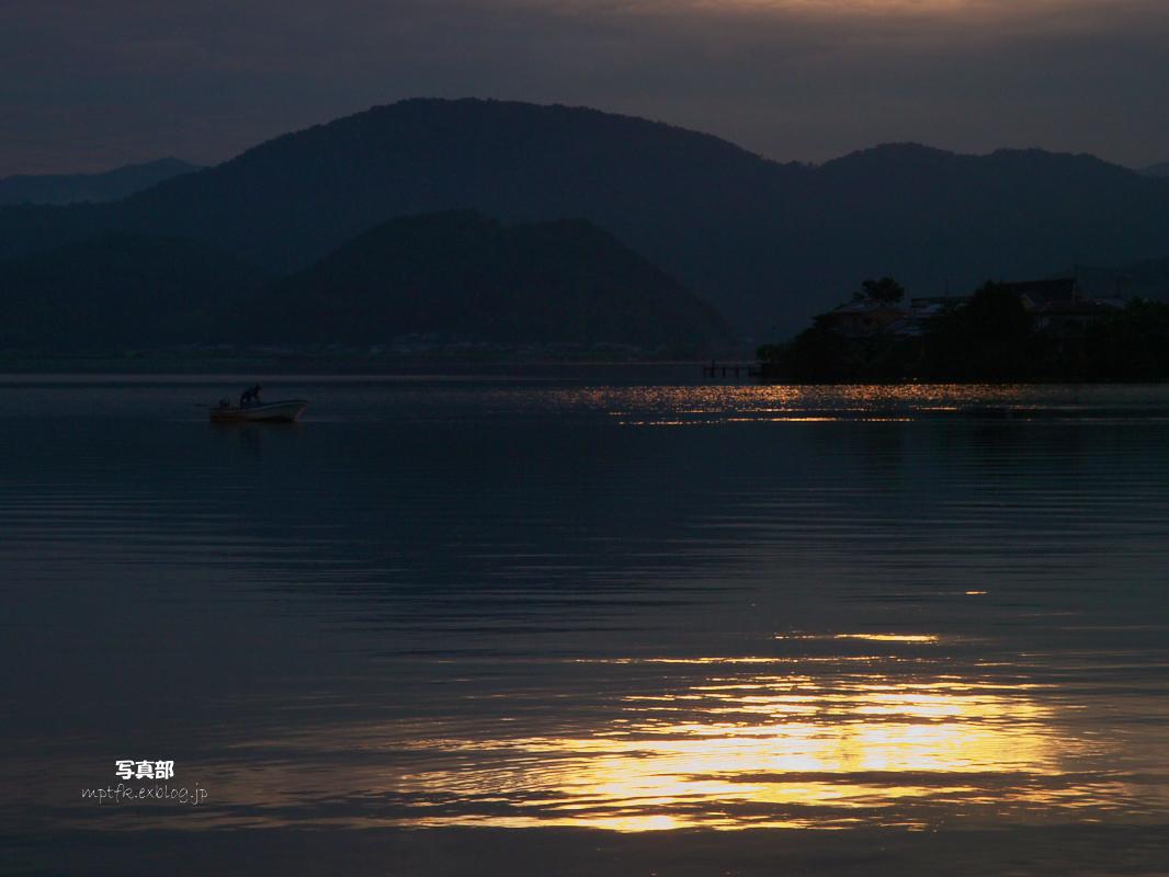 琵琶湖で オフ会 西湖  3_f0021869_2282650.jpg