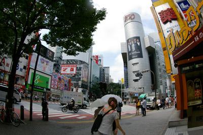 8月12日(水)今日の渋谷109前交差点_b0056983_1058987.jpg