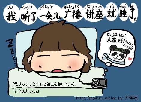 【中国語】食器洗や就寝時にTV講座の音声♪_e0132084_2393064.jpg